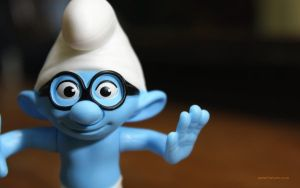 The Smurfs by hotamr