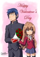Happy Valentine's Day by Opheroth