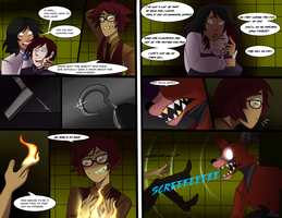 Fazbear's Fright final arc-Page 13 and 14 by Lappystel