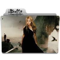 buffy folder icon by Kliesen