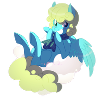 Gift Pack Commission: Dream Cloud by Rannarbananar