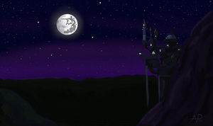 A Night in Canterlot by sgtgarand