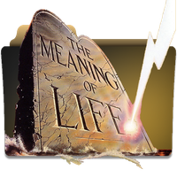 The Meaning of Life Folder Icon by Niconame
