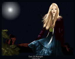 East Of Midnight by ImNotDead
