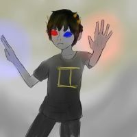 Sollux doodle by Monochrome-Colors