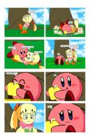 Kirby WoA Page 134 by KingAsylus91