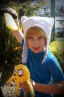 Finn the Human - Adventure Time by MikoDoesCosplay