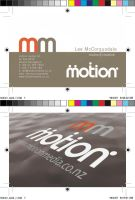 MotionMedia - business card by motionmedia