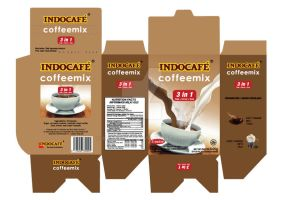 REdesign Indocafe Coffeemix by Arc-Elline