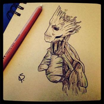 Groot by S-andr-A