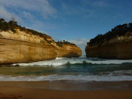 Loch ard gorge by S-moon