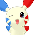 Plusle and Minun by Mewitti