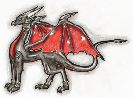 New Beginning - Cynder by IcelectricSpyro