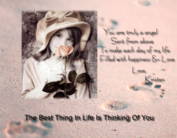 The best thing in life by Ameba-Son