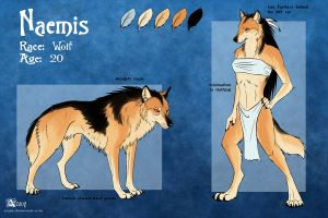 Naemis - Reference by Azany