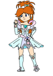 Daisy - Cure Windy by KatLime