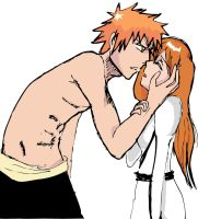 Ichihime fanart Color by yumehime04