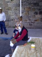 I'm adorable, huh? (Heather the Jackalope) by TwistedTerrace