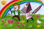 Silent Hill is a happy place. by 92-pink-ravens