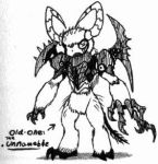 Old-Ones: The Unnamable by Kainsword-Kaijin