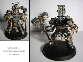 Grey Knight Grand Master by chaotea