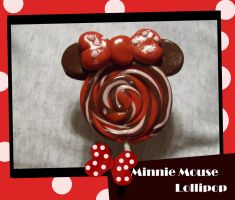 Minnie-Mouse-Lolly~ by Japaneko