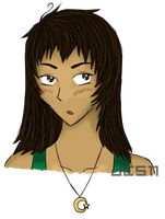 New APH OC - Islam by InvaderJes11