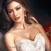 Beautiful In White 25 ( SPECIAL ) by Amro0