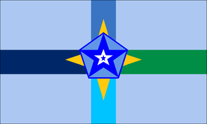 AFW Flag: RDNA-verse by mdc01957