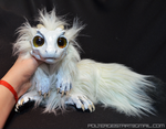 Newborn Arctic Drake Doll by Isvoc