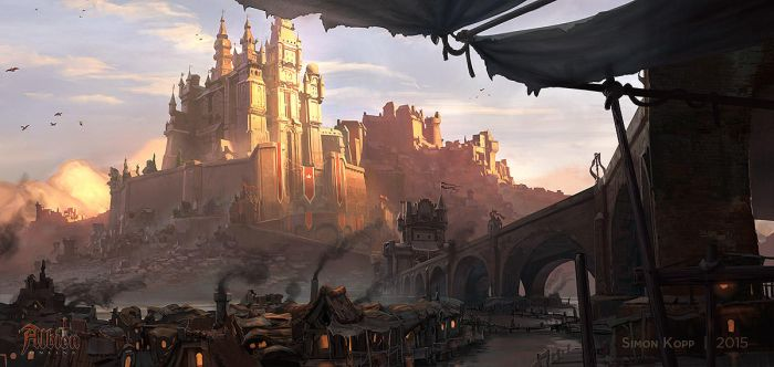 Albion Online - The Old World by acapulc0