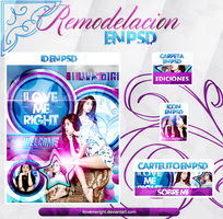 +VENTA|Remodelacion en psd by iLoveMeRight