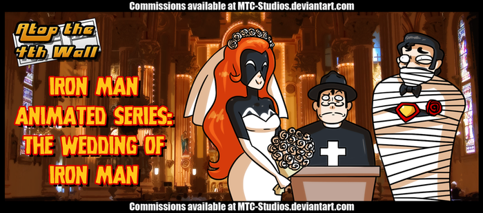 AT4W: The Wedding of Iron Man by MTC-Studio