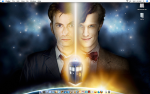 New Doctor Who by Blackdragon73