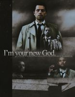 i'm your new god by mrsdiehard