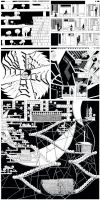 Prison in a floating city by homosuperiors