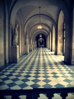 A hall from Versailles castle by miss-murder-is-drunk