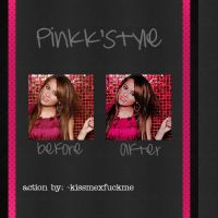 Pinkk'Style - Actions by kissmexfuckme