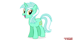 Lyra Heartstrings by EugeneBrony