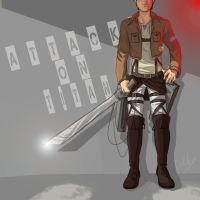 Attack on Titan by Debby1996