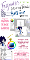 Easy Colouring Tutorial - Pg 1 by enigmatia