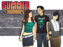 Summer romance 2 by monoedan