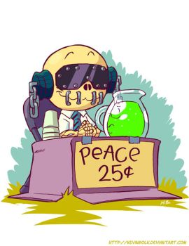 Peace Sells But Who's Buying? by kevinbolk