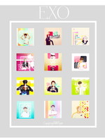 [060414] Pack icon EXO by Ngan-Ng2