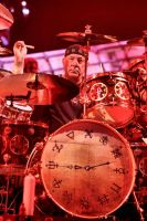 Rush in Hamilton:  Neil Peart II by basseca