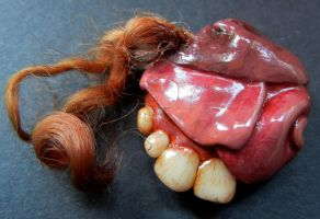 Small teratoma pin by dogzillalives