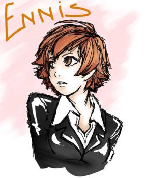 Baccano - Ennis by AlexandraVent