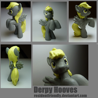 Blind Bag Derpy Hooves by Residentfriendly