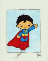 Little Superman by eileenshige