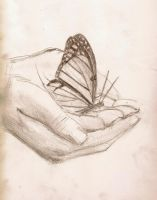 Butterfly Hands 2 by faerygirl24